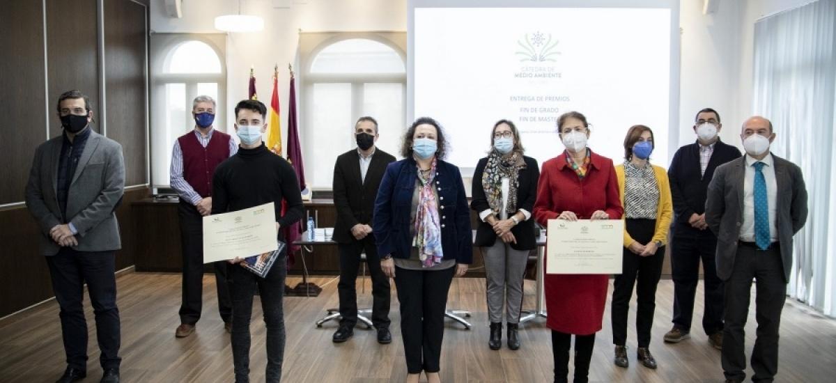 Últimos días para optar a los premios de la Cátedra de Medio Ambiente a los mejores TFG y TFM