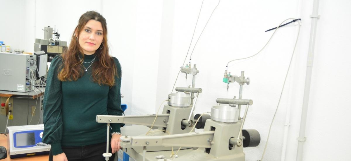 Una graduada en Ingeniería Civil, premio nacional fin de carrera