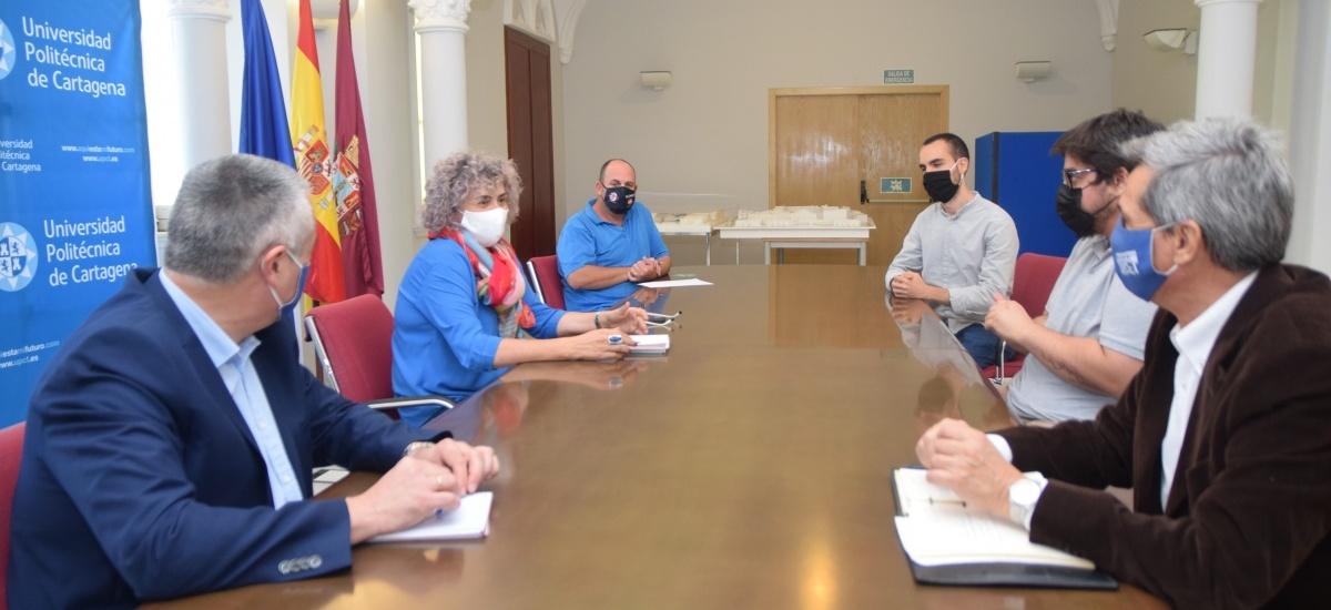 La Unión de Cooperativas de la Región de Murcia impulsa un proyecto de innovación universitaria emprendedora