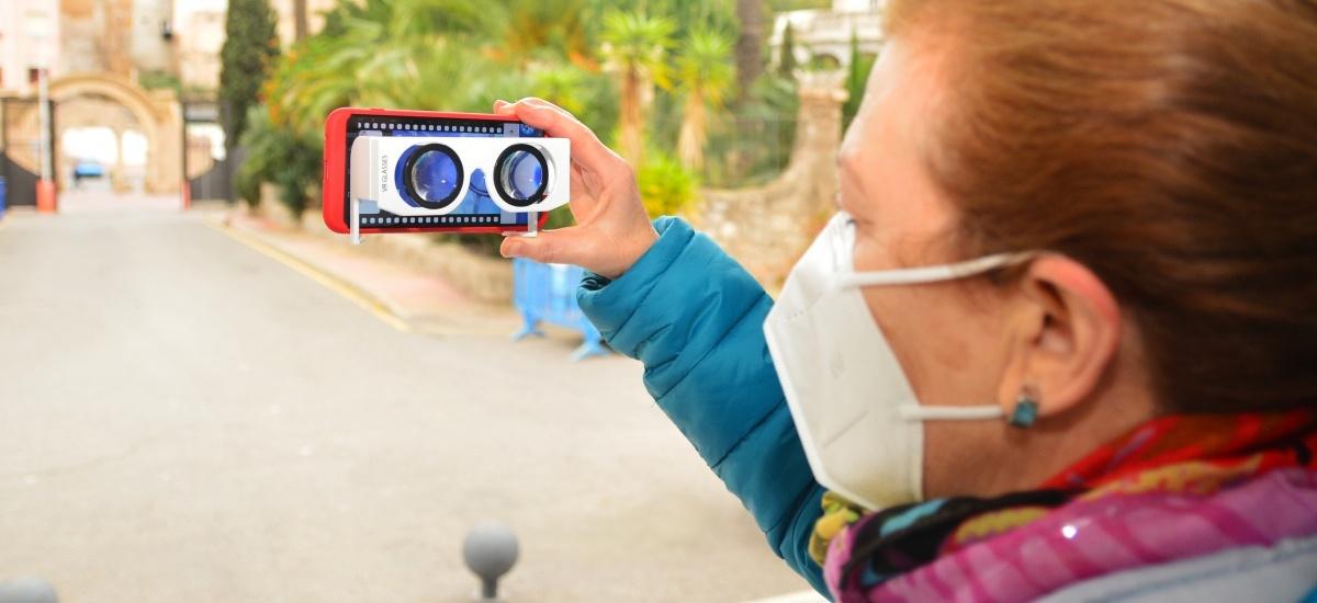 Taller en streaming sobre realidad virtual y aumentada, este miércoles, para los menores ingresados en el hospital Santa Lucía