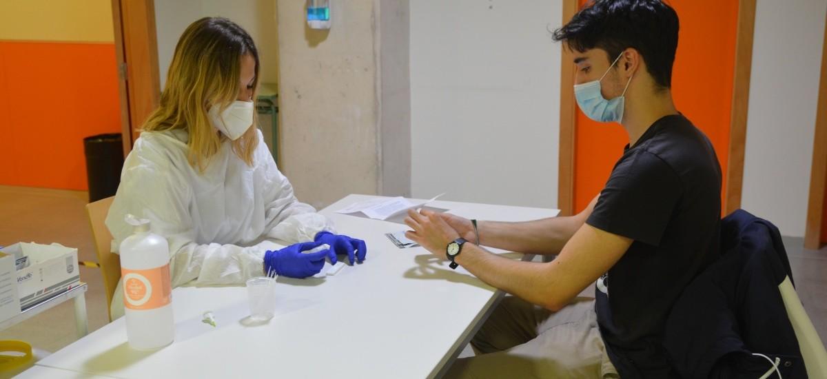 Gerencia ofrece sus espacios a Salud Pública para llevar a cabo la vacunación masiva