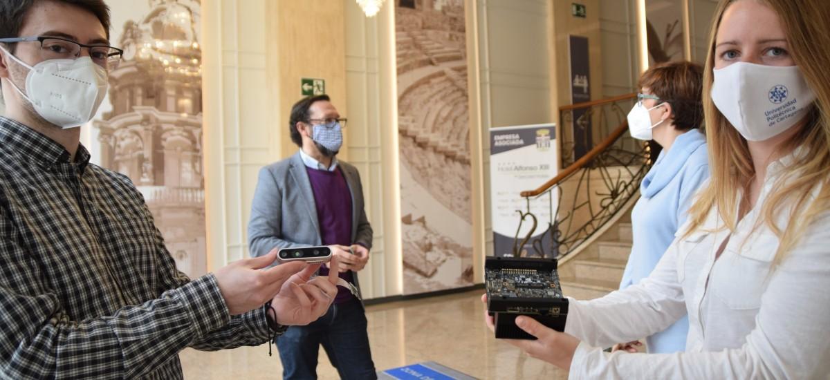 Inteligencia artificial y tecnología regional para mitigar la propagación del virus en la hostelería