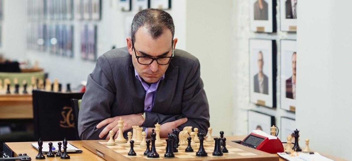 El mejor ajedrecista hispanohablante del mundo juega con la UPCT
