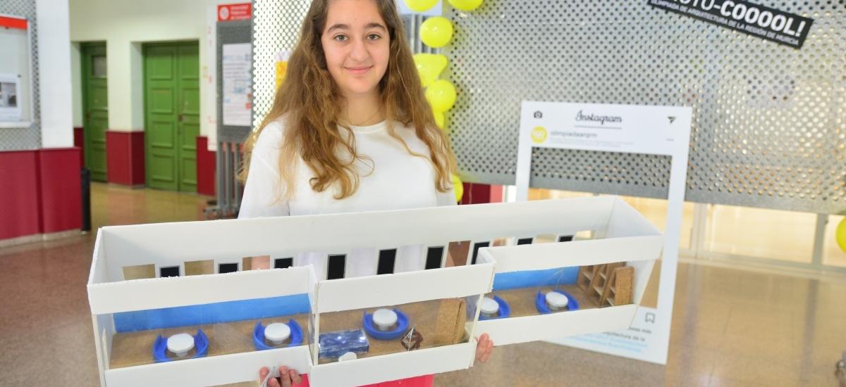 150 alumnos participarán en la IV Olimpiada de Arquitectura de la Región de Murcia, Make Cool Your School!