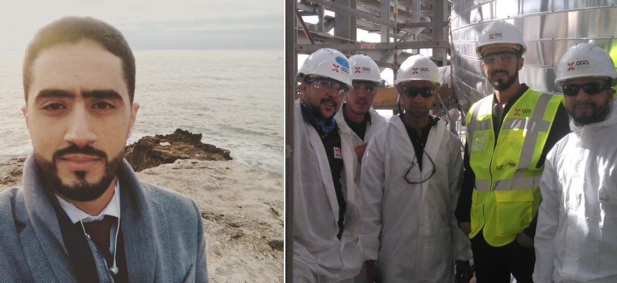 Un titulado en Arquitectura Naval por la UPCT dirige la filial marroquí de la multinacional OCA Global