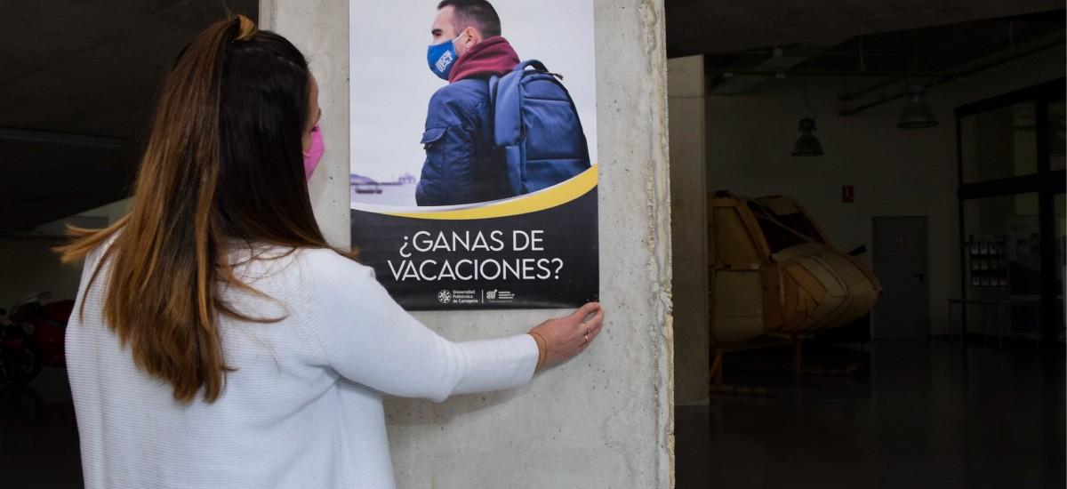 Prevención lanza la campaña de concienciación ¿Ganas de vacaciones?
