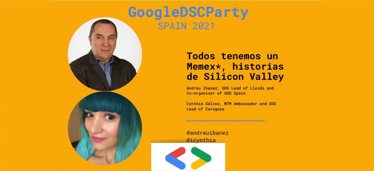 UPCT y la asociación Develaty organizan el primer GoogleDCSParty del mundo