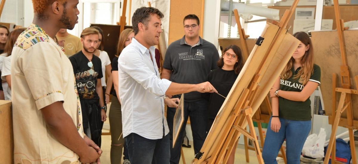 La ETSAE acoge la próxima edición del congreso internacional de Expresión Gráfica Arquitectónica