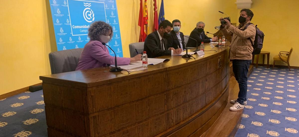 La UPCT monitorizará la fertirrigación en el campo de Cartagena para incrementar la sostenibilidad de las explotaciones agrícolas