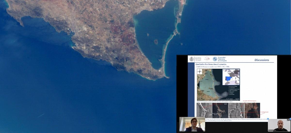 Soluciones de ingeniería basadas en la naturaleza para mejorar las playas del Mar Menor