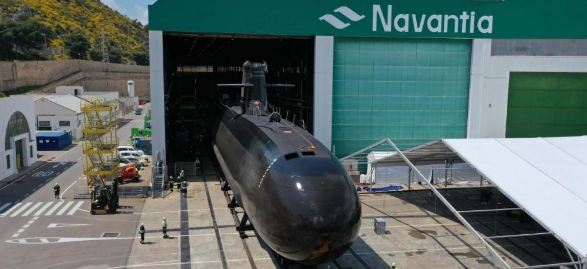 «Navantia necesita más ingenieros que sepan lo que es un submarino»