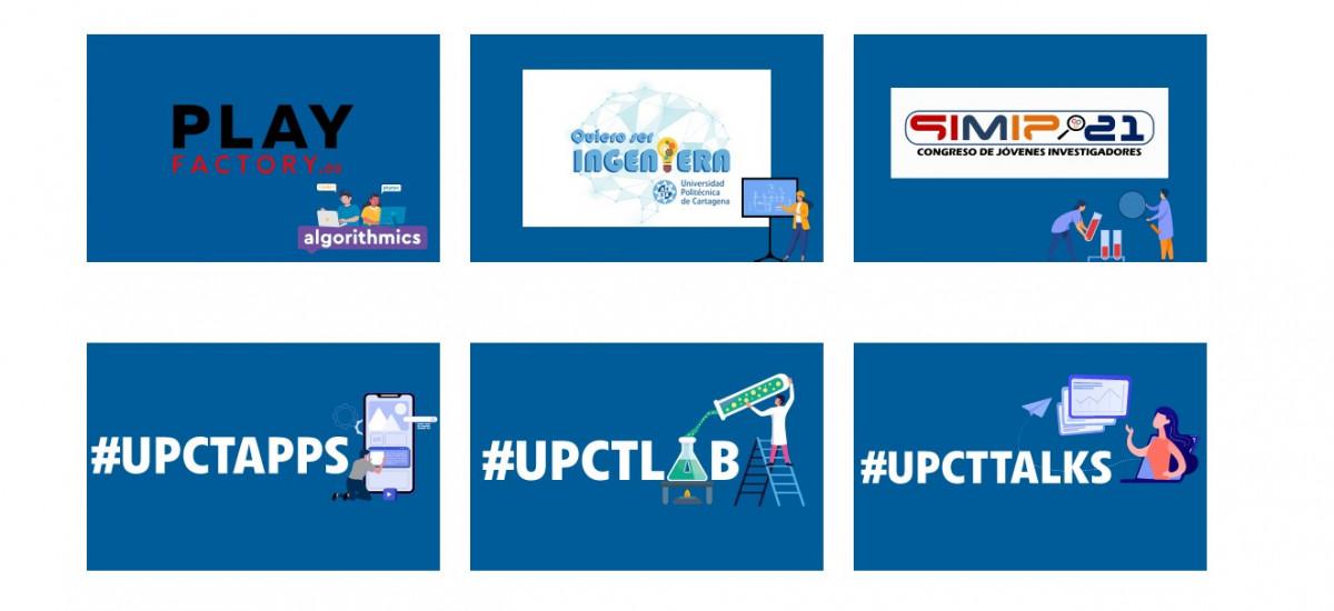 Vuelve el Campus de la Ingeniería con actividades presenciales y online