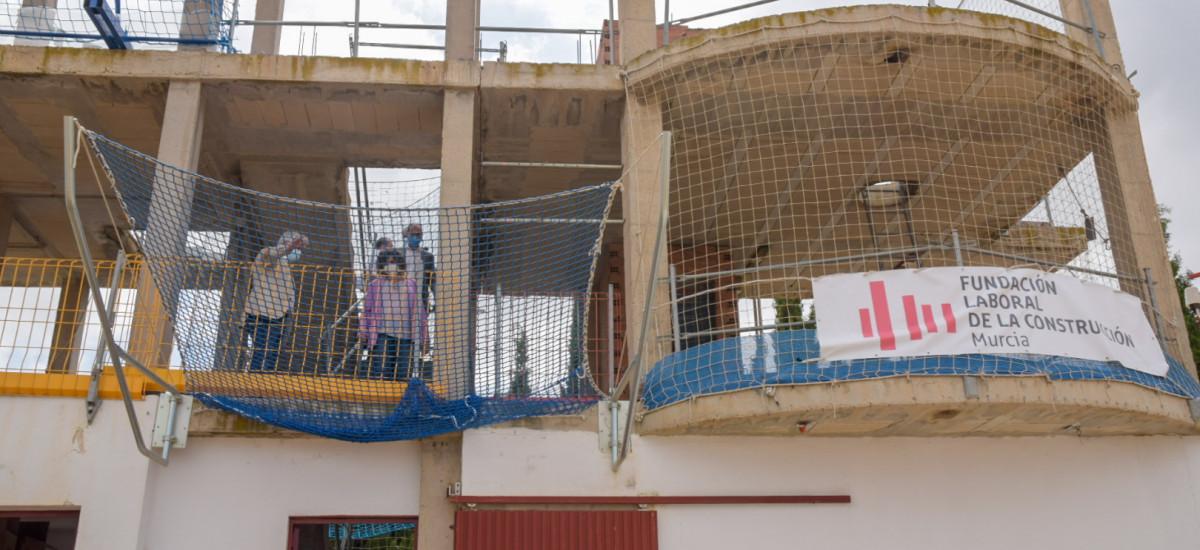 Estudiantes de la UPCT podrán especializarse en instalaciones de la Fundación Laboral de la Construcción