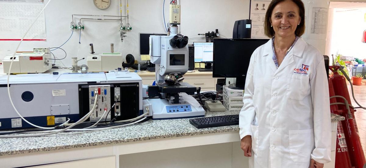 Imagen Fuensanta Monzó: «Con el doctorado industrial pude desarrollar una patente mientras continuaba con mi trabajo»
