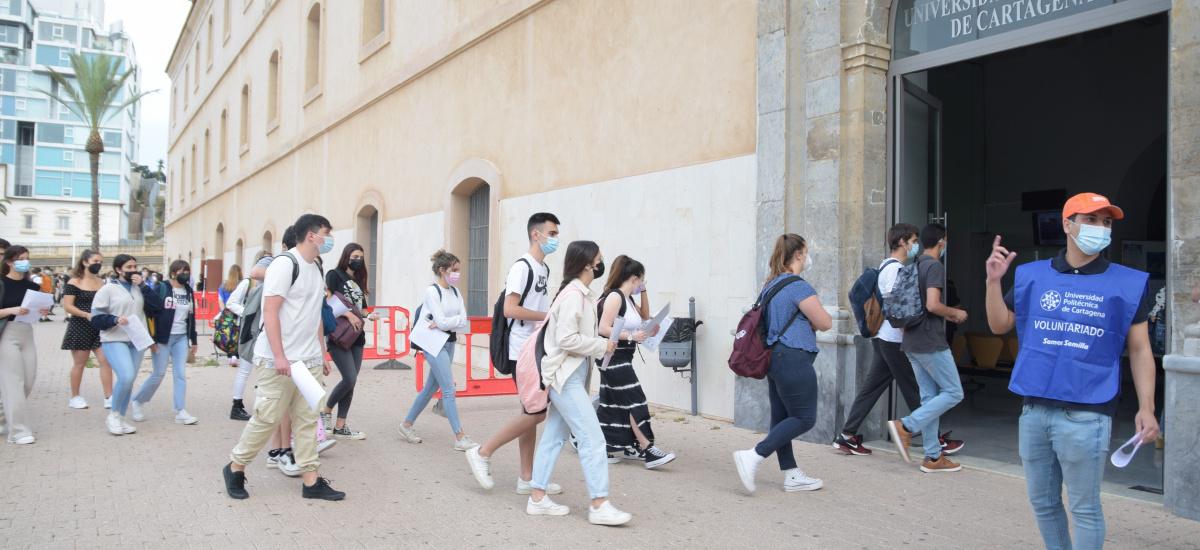 Imagen Primera EBAU extraordinaria de julio para 278 alumnos, desde este miércoles