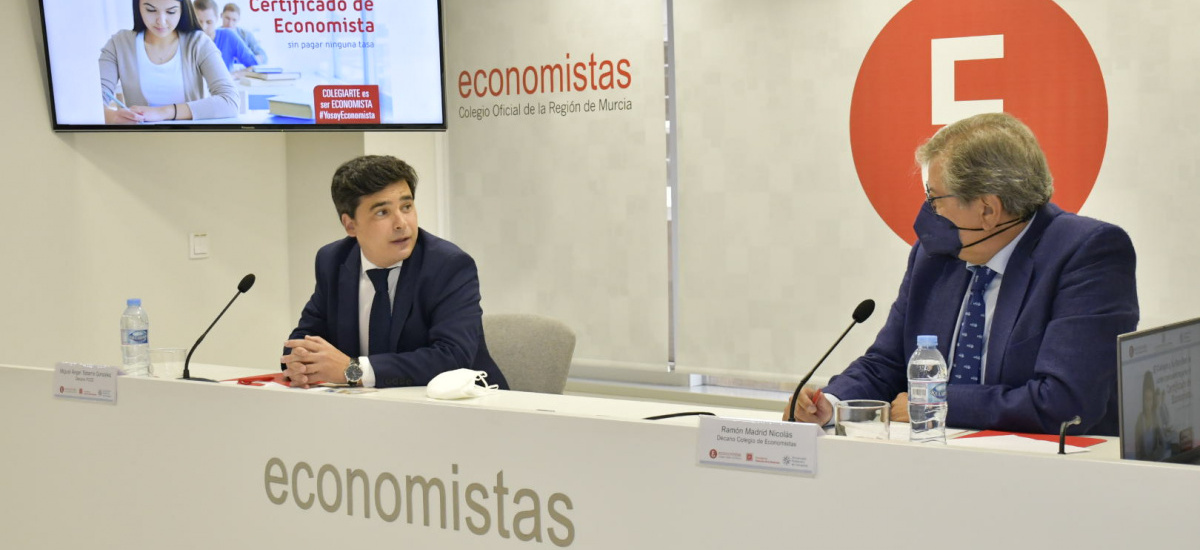 Los egresados de la Facultad de Ciencias de la Empresa recibirán el Certificado de Economista y podrán precolegiarse gratuitamente