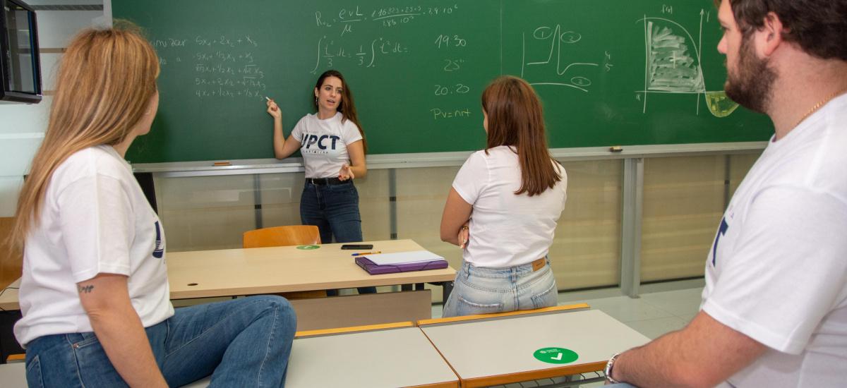 Imagen Aumenta la matrícula en todos los centros de la UPCT