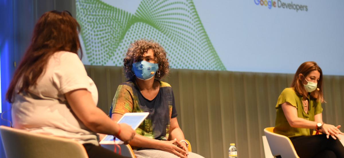 Beatriz Miguel destaca la importancia de la mujer en el sector tecnológico en el AIFest