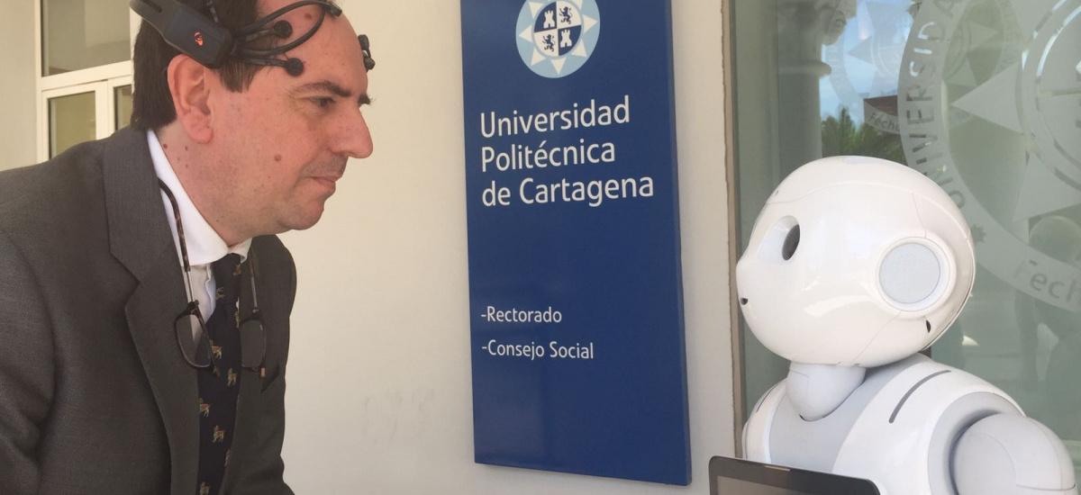 Robots emocionales para niños con síndrome del espectro autista