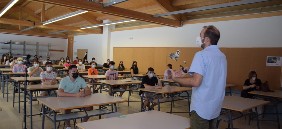 Los centros docentes de la UPCT dan la bienvenida a sus nuevos estudiantes de grado