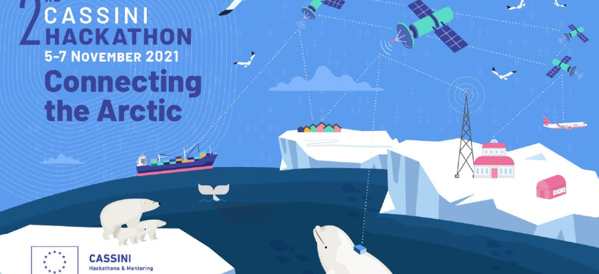 Hackaton para conectar el Ártico