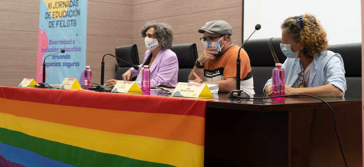 Arrancan en la UPCT las XI Jornadas de Educación de la FELGTB