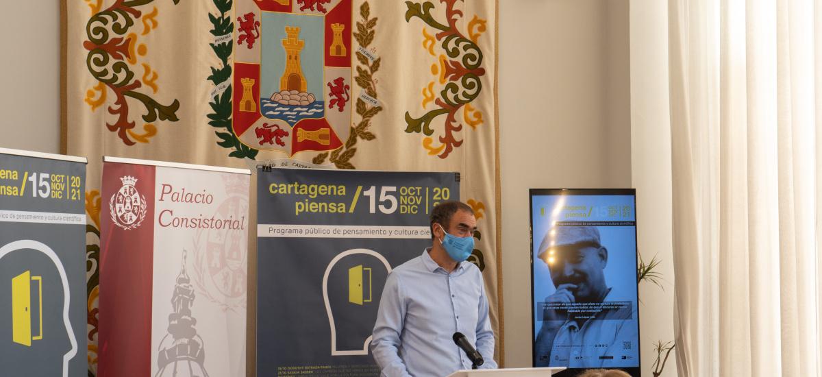 Los profesores Bloopbusters muestran los gazapos tecnológicos de películas y series en el ciclo Cartagena Piensa