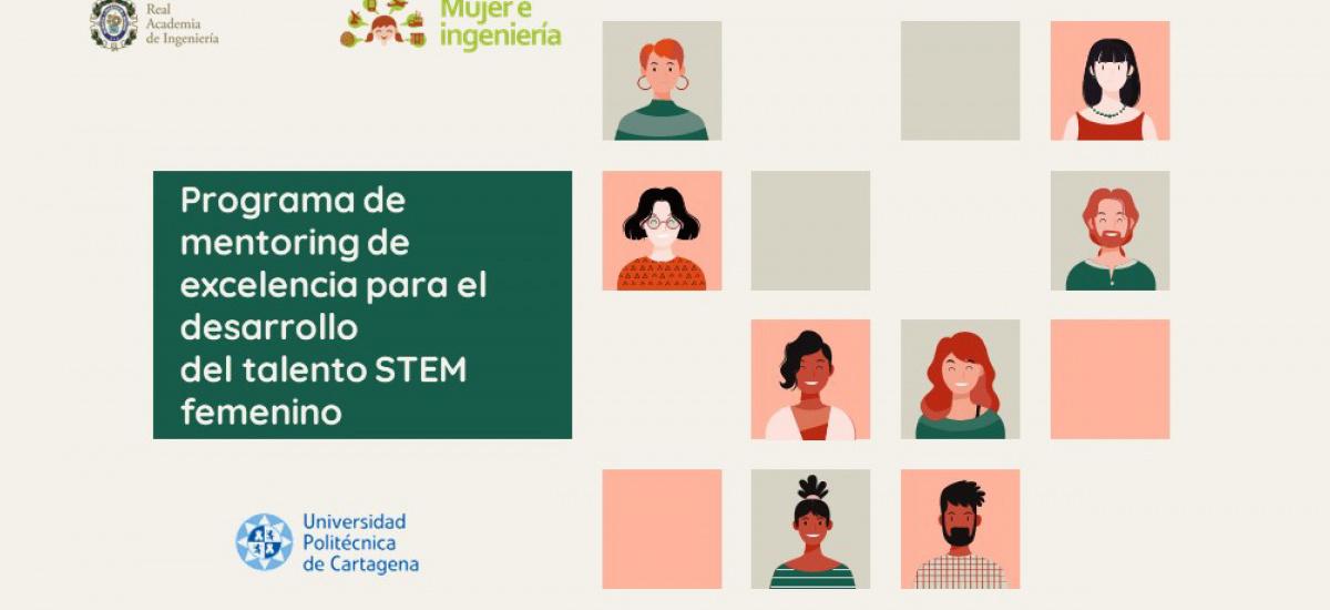 La monologuista científica e ingeniera en Técnicas Reunidas Patricia Martínez presenta este viernes el acto 'Mentoring de Excelencia' en el Paraninfo