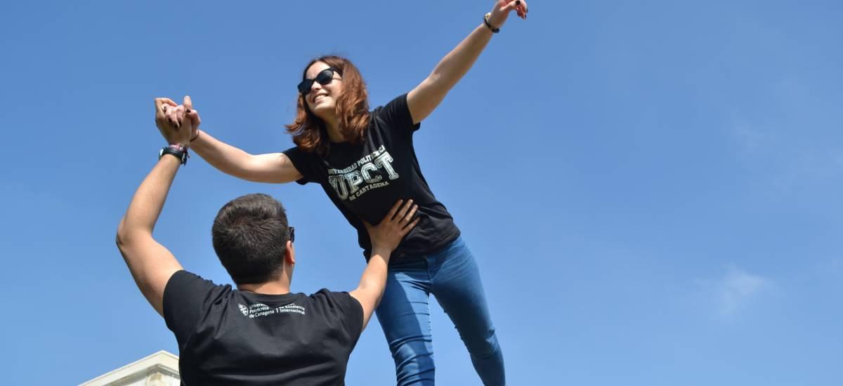 Foto: Comienza la preinscripci�n para las 1.065 plazas de grado de la UPCT