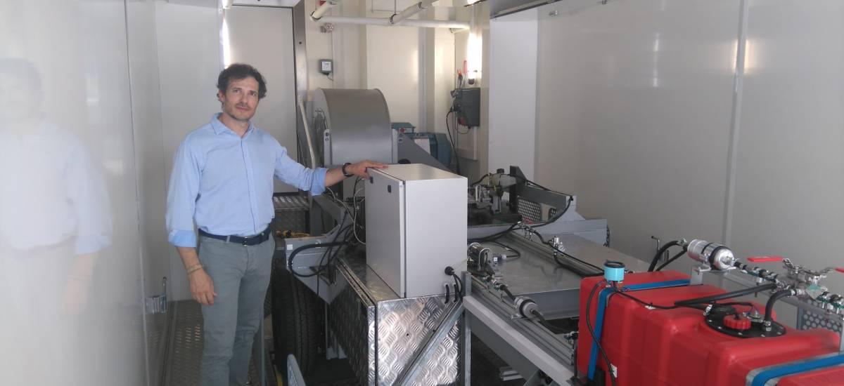 Foto: Nissan elige a un ingeniero industrial del UPCT Racing Team para el departamento de calibraci�n de sus motores di�sel