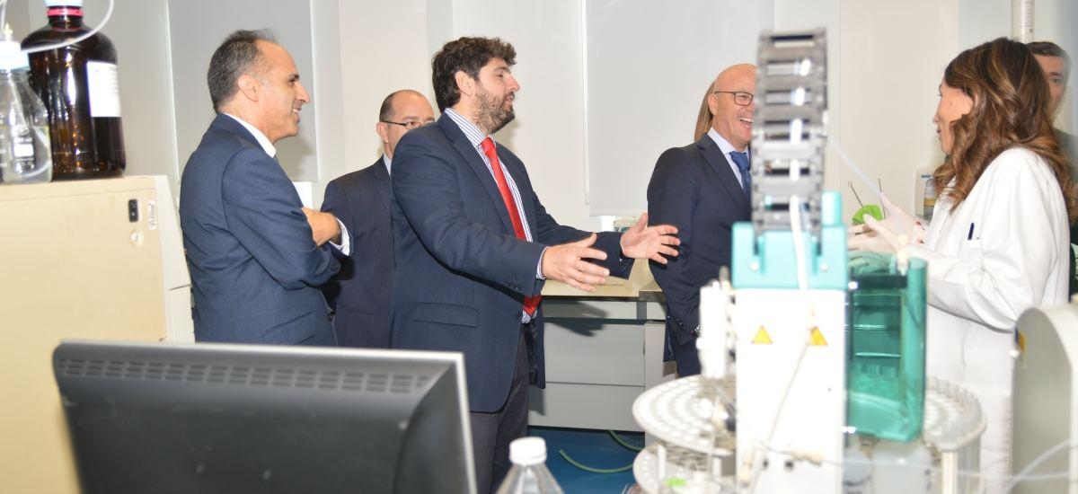 Foto: La UPCT transfiere a las empresas desarrollos tecnol�gicos personalizados y de bajo coste