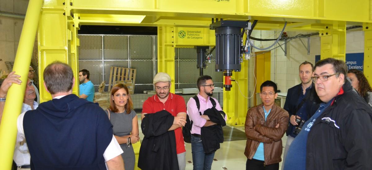 Foto:  La empresa Rector Lesage busca jóvenes talentos en la UPCT
