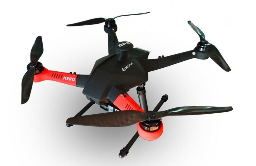 Ampliada hasta el 23 de abril la inscripción en el curso de piloto de drones