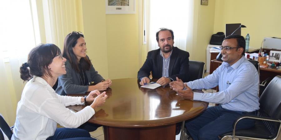 Relaciones Internacionales intensifica sus relaciones con universidades asíáticas