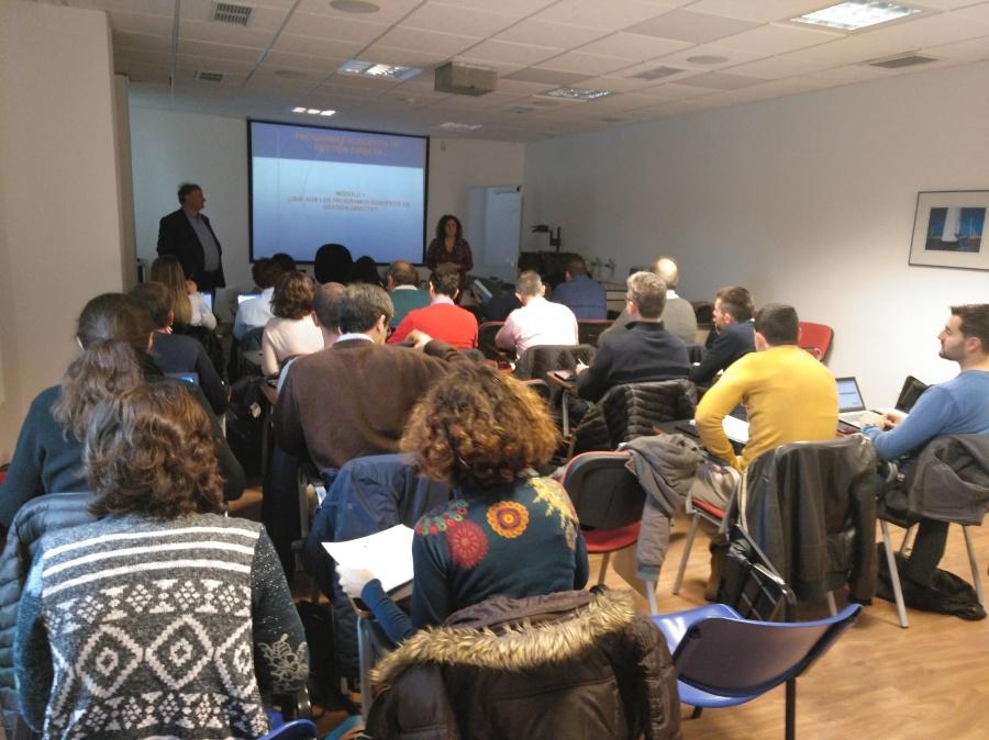 PDI y PAS de la UPCT se formarán este jueves en el nuevo programa europeo Horizonte Europa