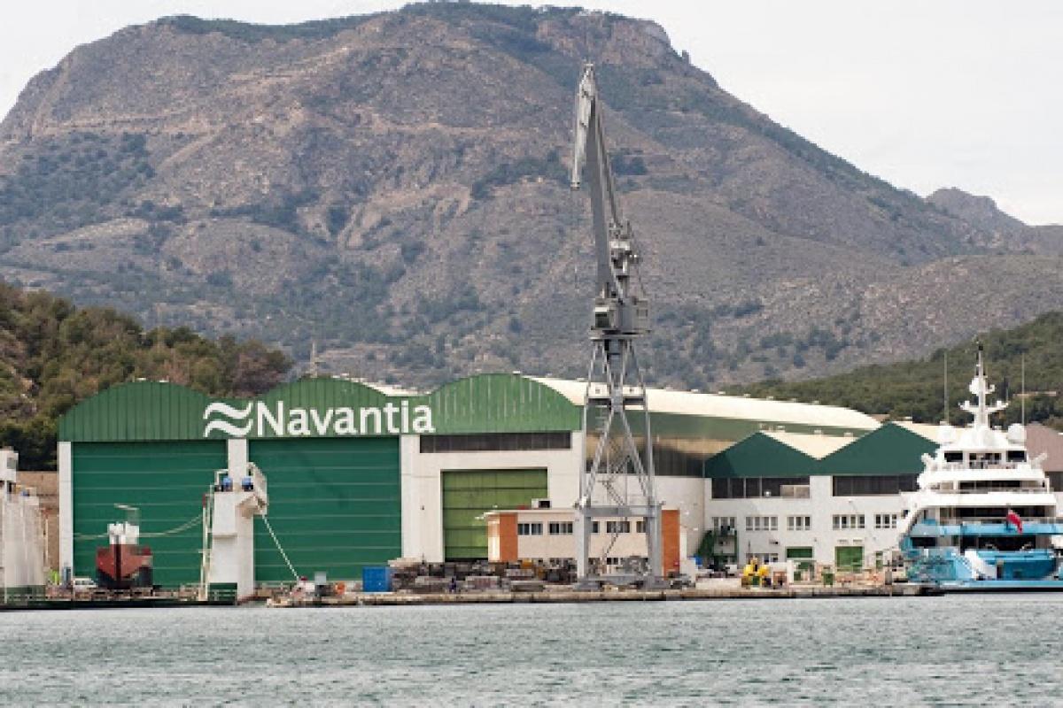 Convocadas dos becas de la cátedra de Navantia para la movilidad sostenible en los accesos al astillero
