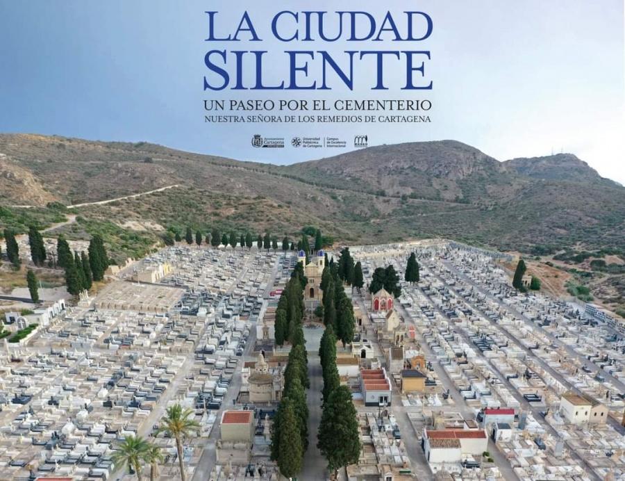 Una profesora de Arquitectura presentará este viernes un libro monográfico sobre los panteones del cementerio de Los Remedios