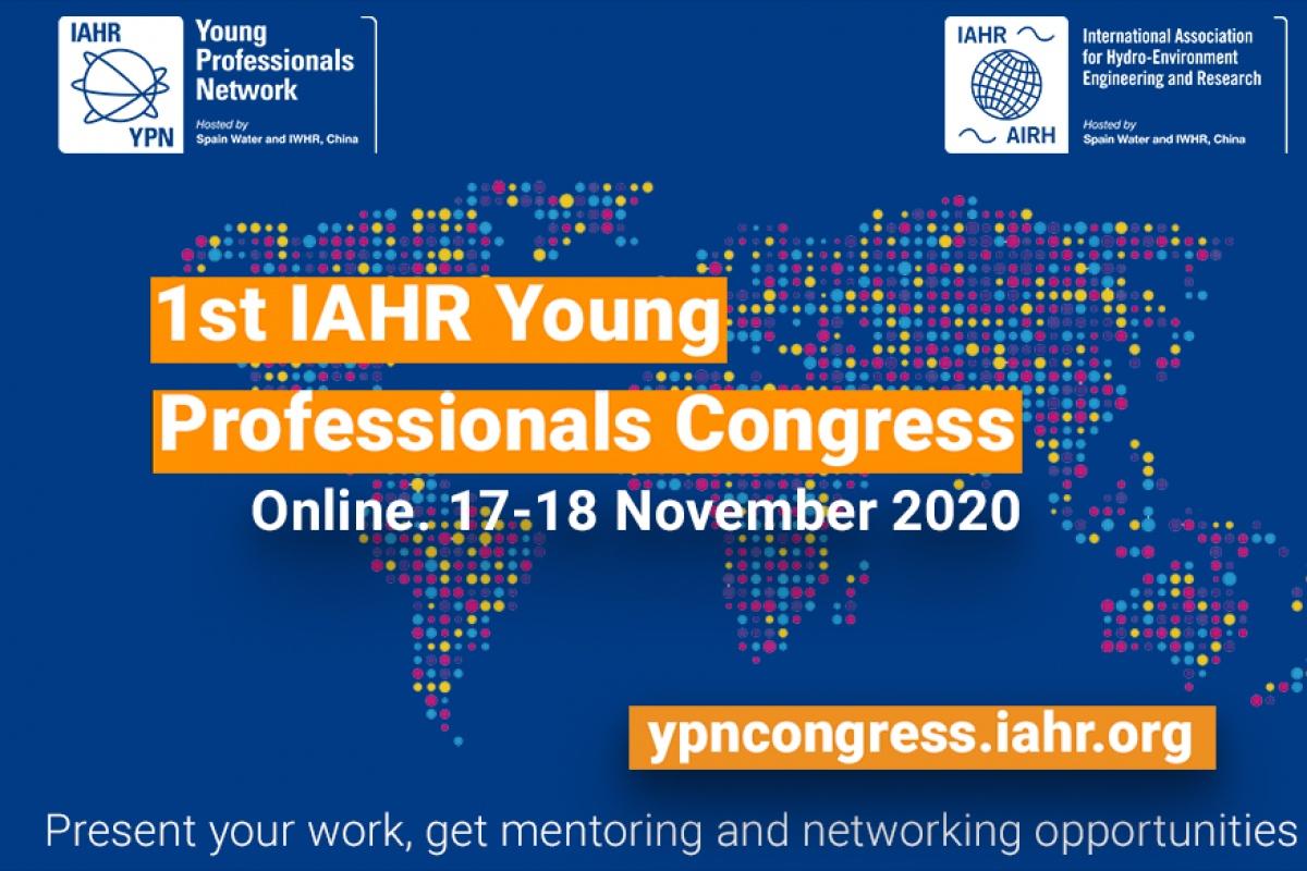 Investigadores de Caminos participarán en un congreso internacional para jóvenes de la asociación de Ingeniería Hidroambiental