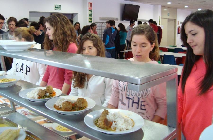 Último día para solicitar becas de comedor para alumnos de ...