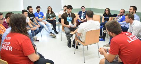 Foto: La UPCT es este fin de semana sede del encuentro nacional de la red de acogida Erasmus