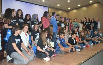 Entrega de Premios Concurso por la Igualdad