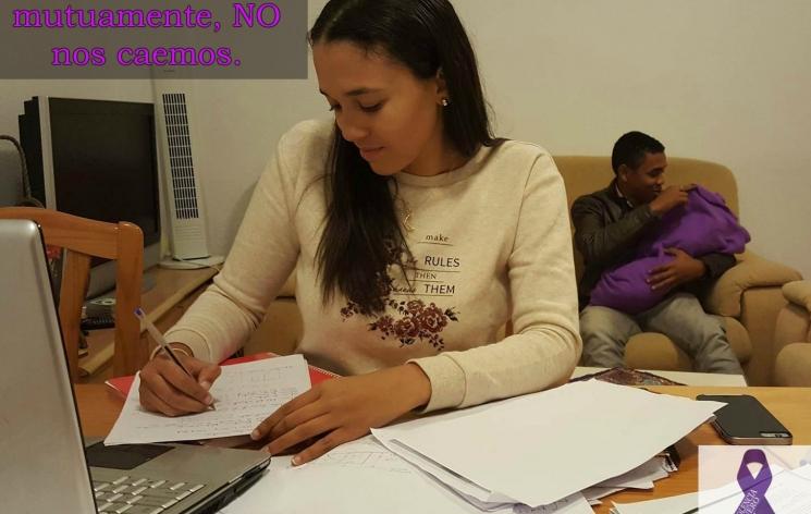 """""""Educacion en igualdad"""" Autora: Angela Paredes"""