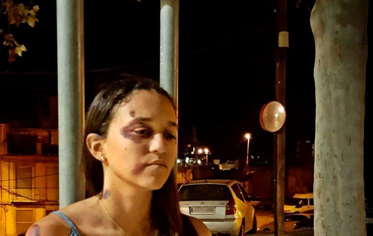 """""""No + violencia de genero"""" Autora: Angela Paredes"""