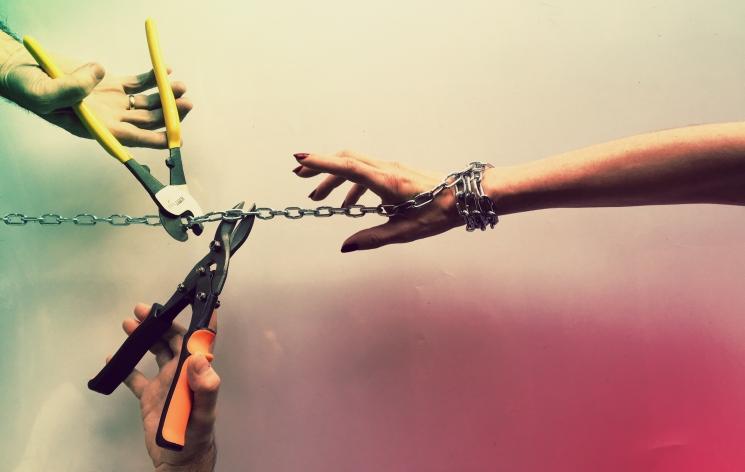 """2o premio- """"Libertad alcanzable"""" Autor: Jose Victor Rodriguez"""
