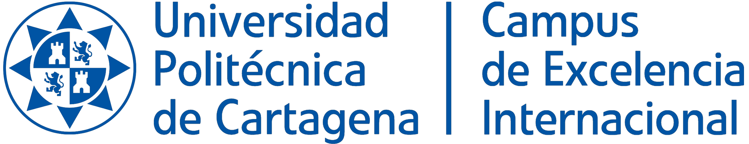 Logo Universidad Politécnica de Cartagena