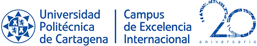 Logo Universidad Politécnica de Cartagena