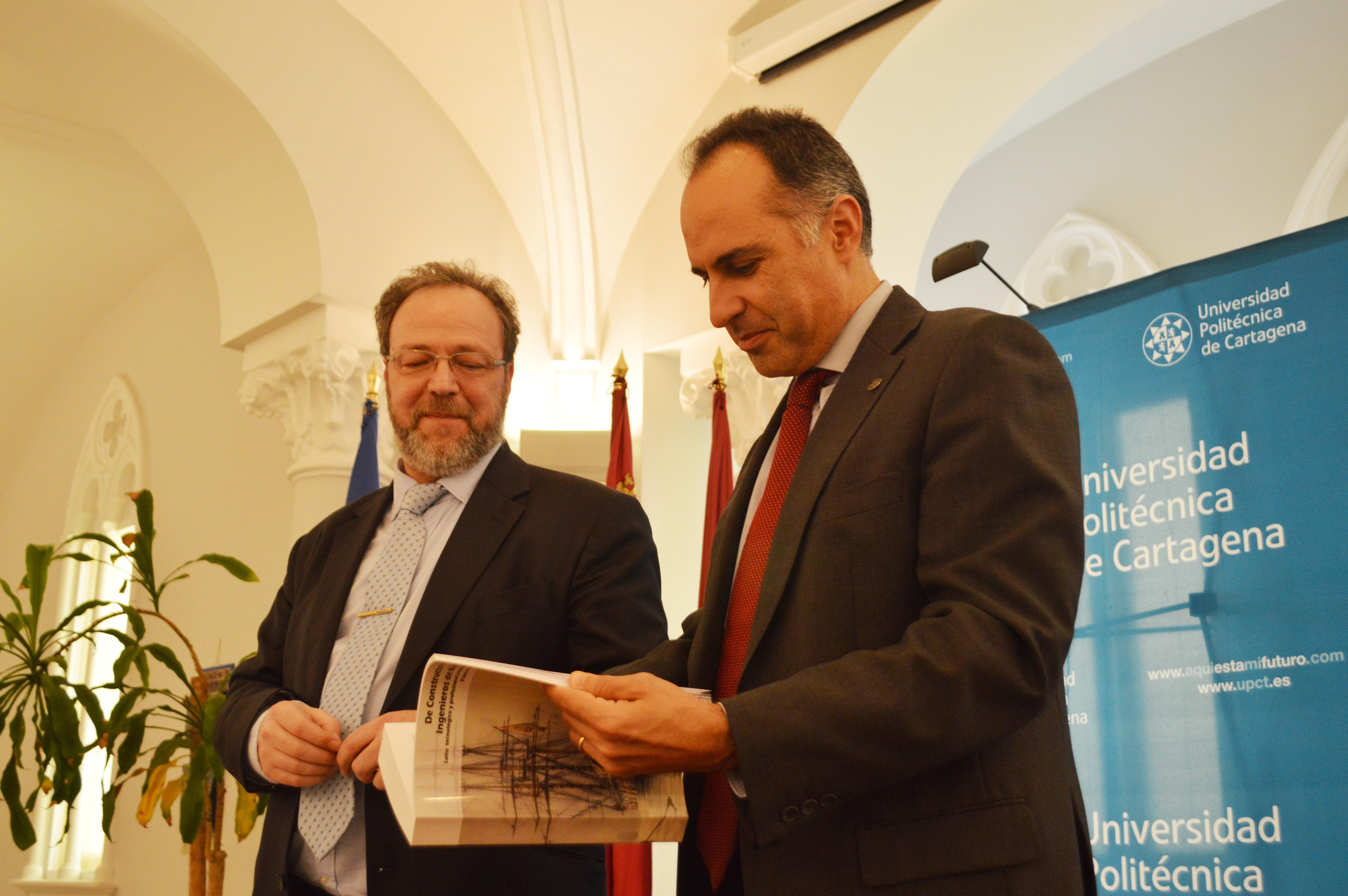 La polit cnica de cartagena y el colegio de ingenieros for Convenio oficinas tecnicas