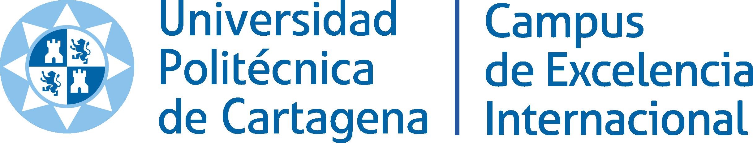 logo de UPCT titulo